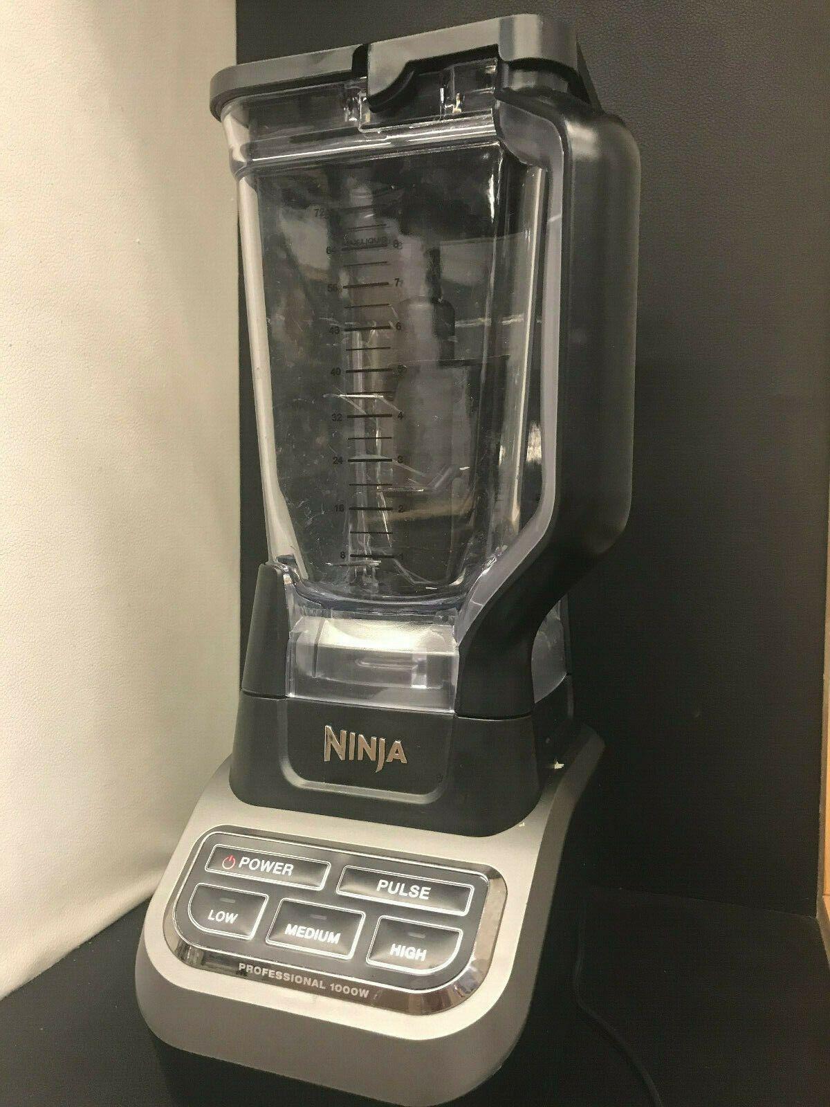 Ninja Ninja Countertop Blender Professional Blender Ninja Professional Blender Best Blenders