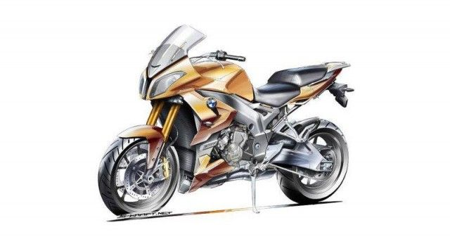bmw to release new s1000f sports-tourer? | bmw motorcycles of