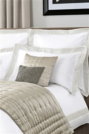 Bedroom Decor Next collection satin quilted throw - next | bedroom | pinterest