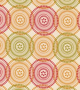 Keepsake Calico Fabric- Fanfare Coral & keepsake calico fabric at Joann.com