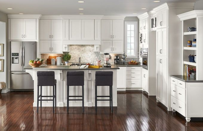 Explore Clifton cabinet finishes, features & options available ...
