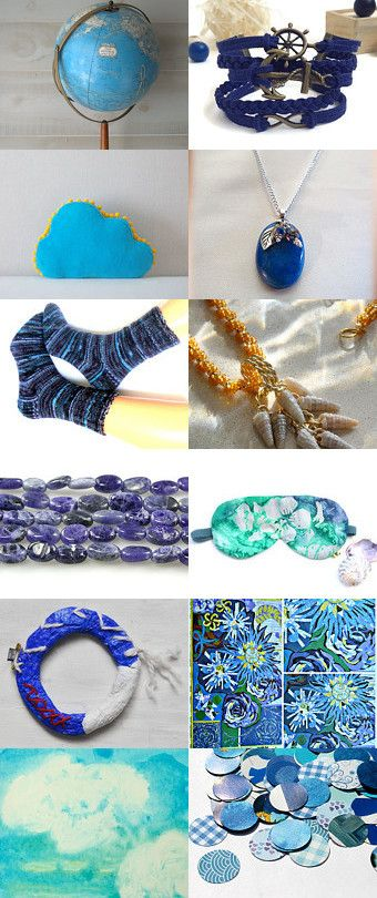 Somewhere beyond the sea by Sue on Etsy--Pinned with TreasuryPin.com