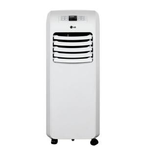 Lg Electronics 8 000 Btu Portable Air Conditioner With