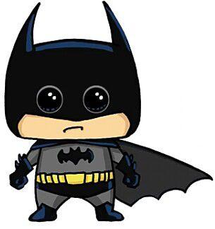 Batman Artdrawings Cute Drawings Kawaii Drawings Drawings