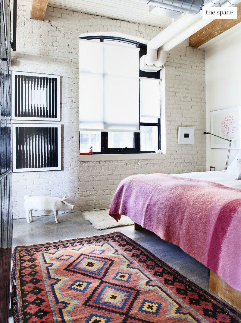 Oriental rug bedroom art on wall rugtastic pinterest