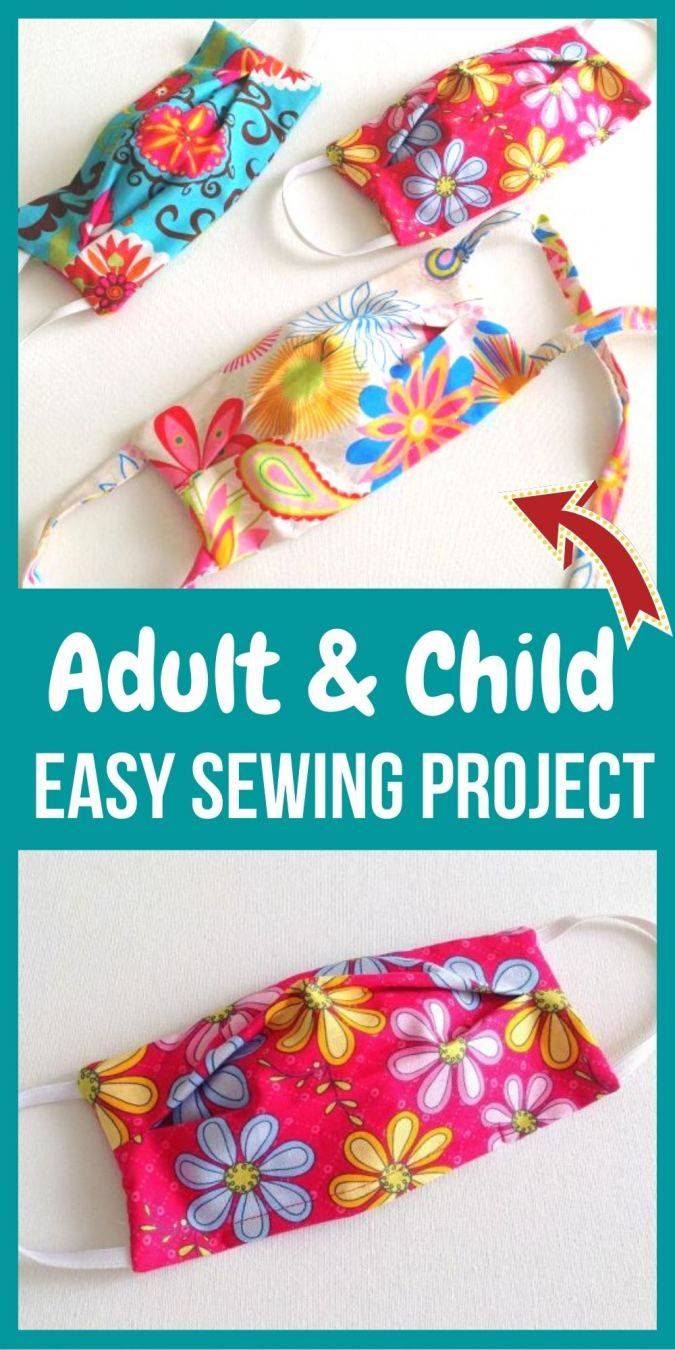 Photo of How to Sew Masks with Filter Pockets – Sew Crafty Me