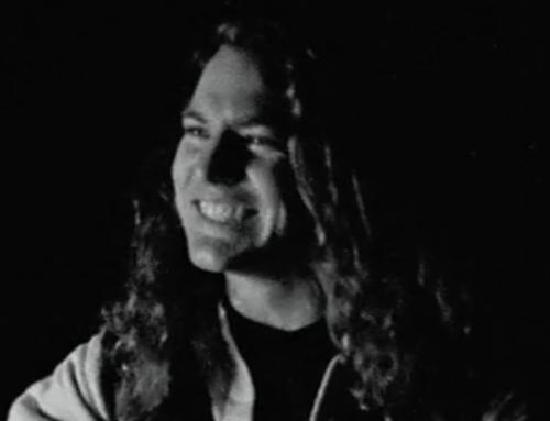 Hello, my name is Eddie Vedder,