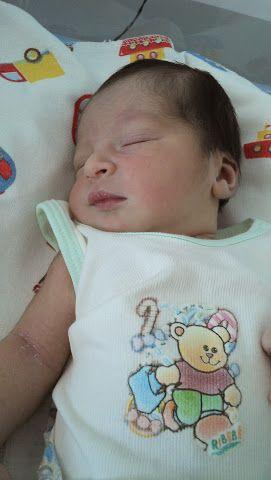 Meu sobrinho Leandro