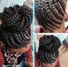 50 Ghana Braids Hairstyles Pictures For Black Women Style In Hair Natural Hair Styles Braids Hairstyles Pictures Hair Styles