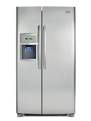 Frigidaire Professional Side By Side Refrigerator Model