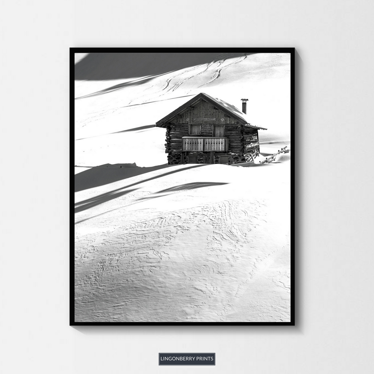 Printable Download Nordic Cabin Wall Art Mokki Ski Lodge Snow Mountain Scandinavian Minimal Black Cabin Wall Art Nordic Lodge Scandinavian Minimalism