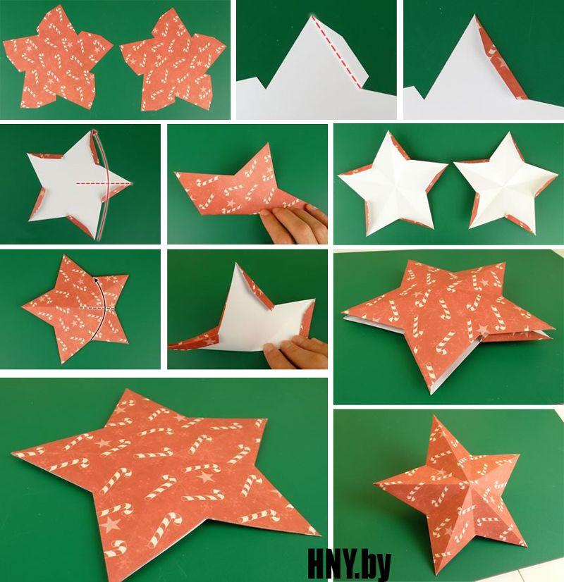 предусмотренное статье, фото схема звезд из бумаги интерьере, как