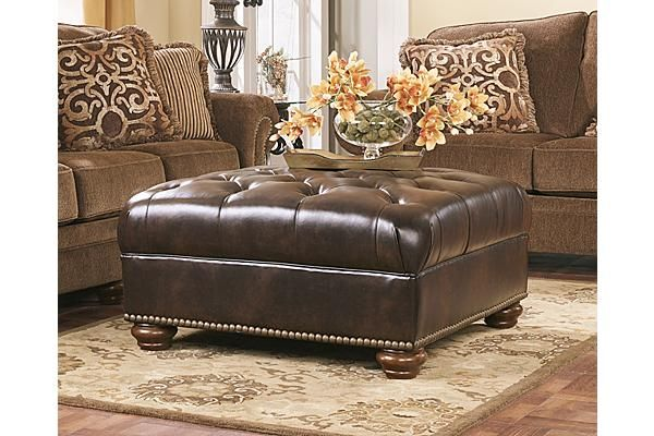The Presidio Ottoman From Ashley Furniture Homestore Afhs