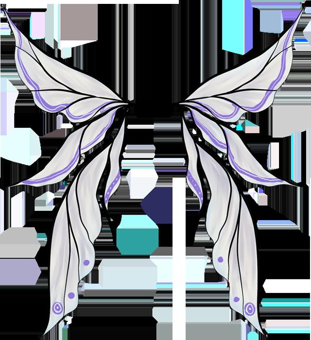 Поздравление папе, крылья феи рисунок
