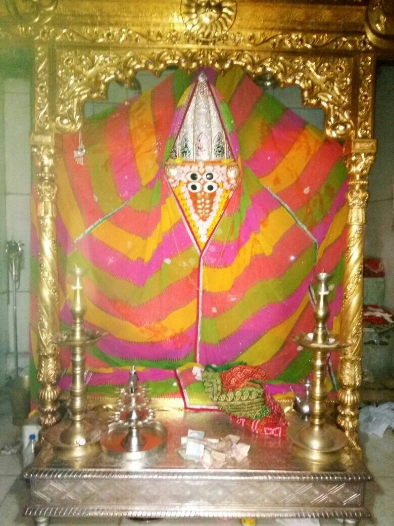Maa Ashapura Mandir, Mata na Madh Kutch, Gujrat,india. Navraatri 2016