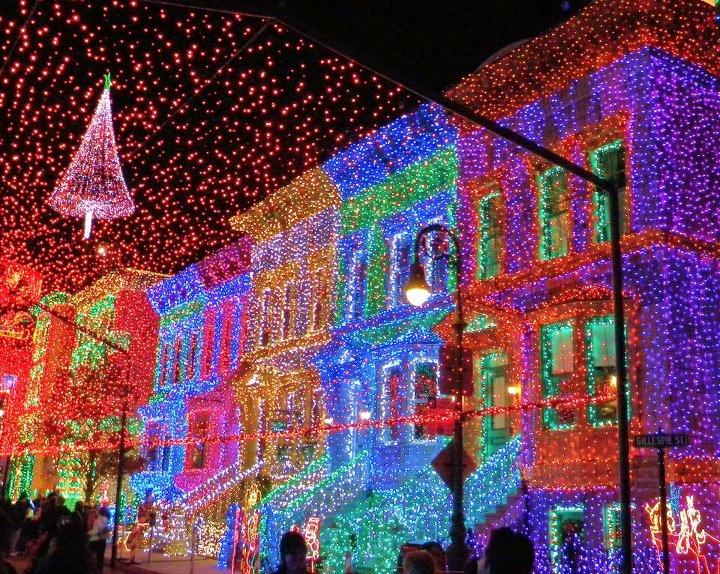Osbourne family Light Display @ Walt Disney World, Orlando