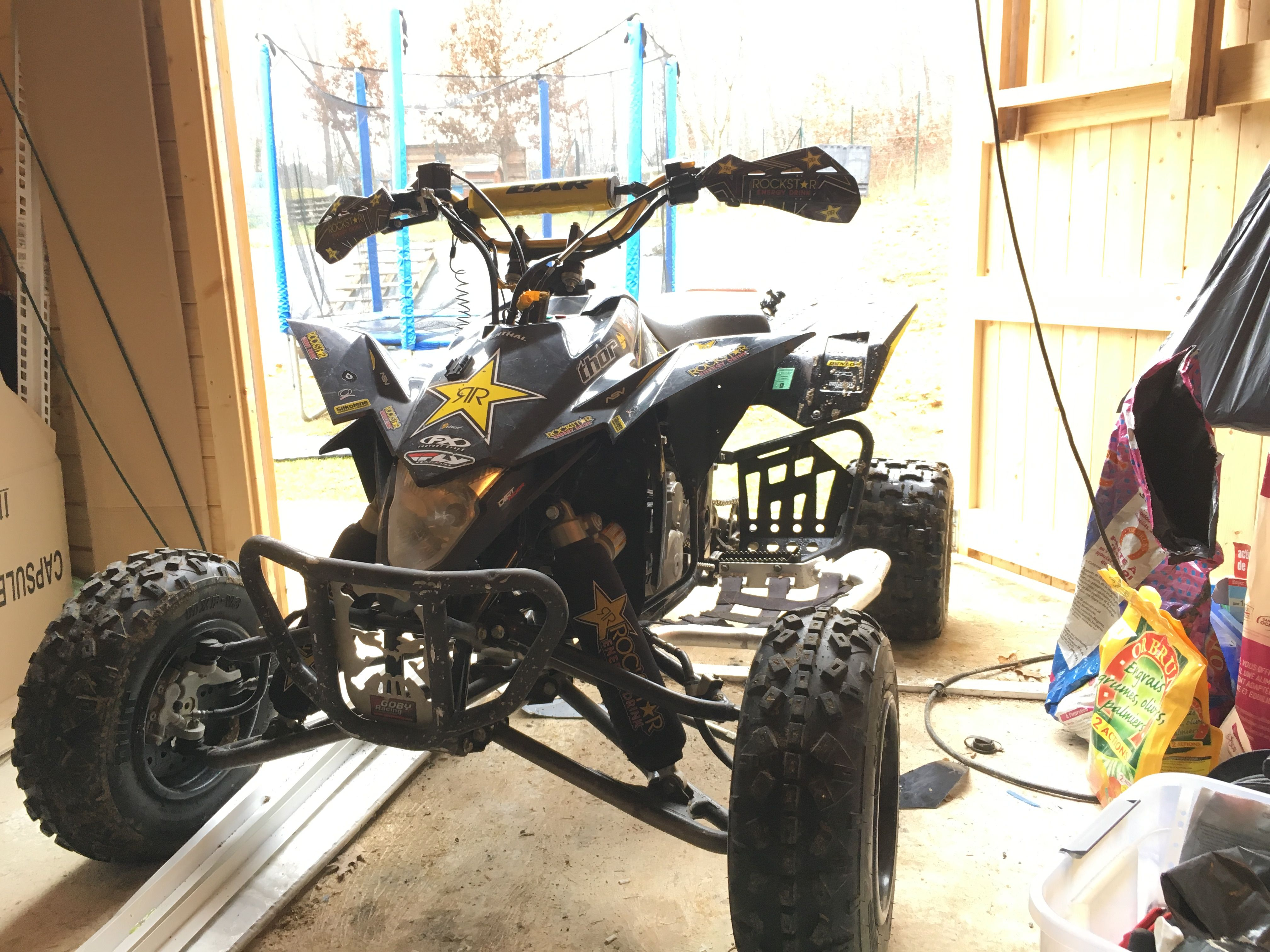 medium resolution of suzuki ltr 450 en pr paration ltr atv quad braap rockstar