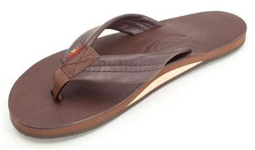 088656bbc64c Mom dark brown with wide straps Single Layer Classic Leather with Arch  Support
