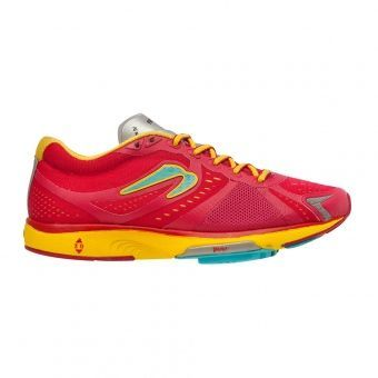 Women Running Shoes Newton Women Cranberry / Yellow Shoes Online