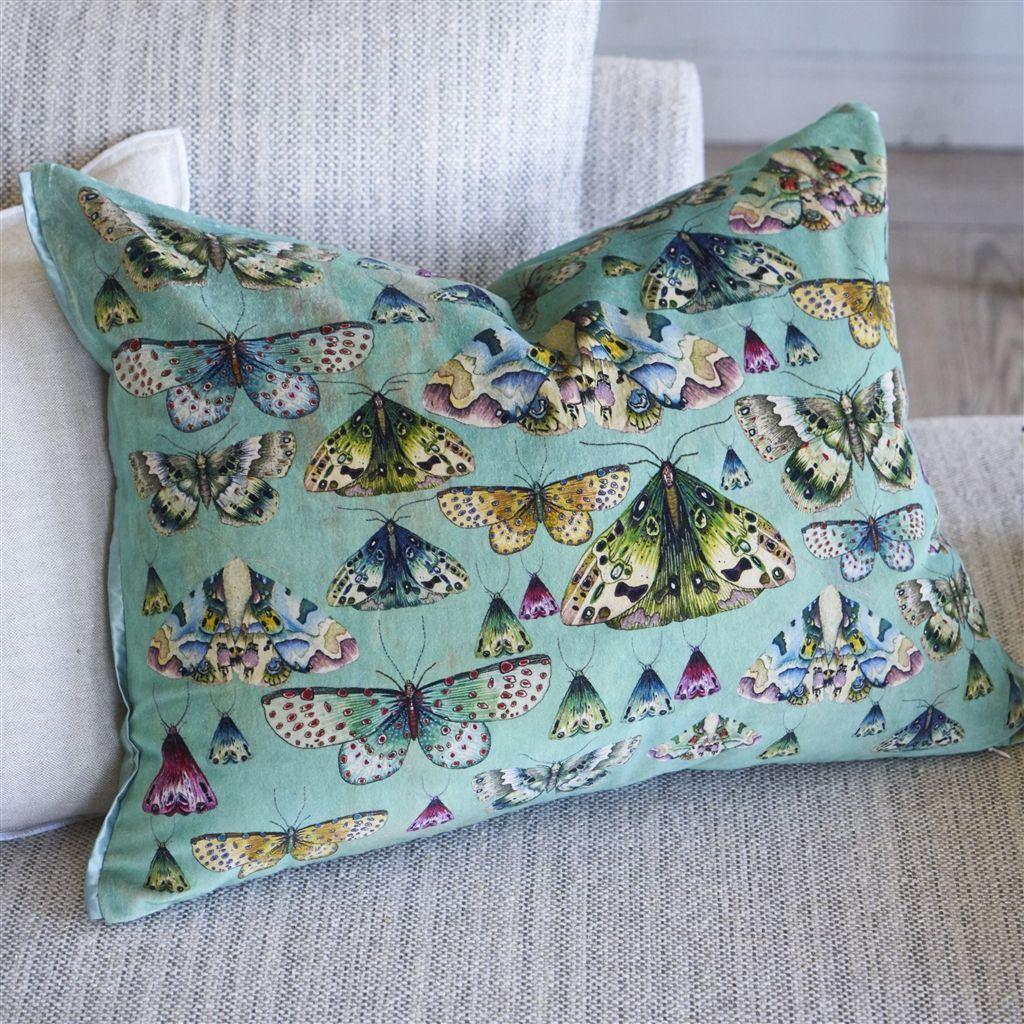 Designers guild cushion issoria jade dg pinterest designers