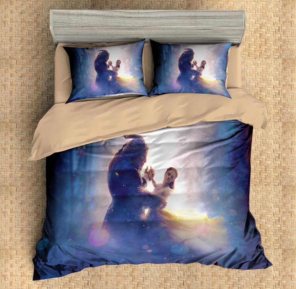 3D Customize Beauty And The Beast Bedding Set Duvet Cover Set Bedroom Set  Bedlinen. Schlafzimmer SetsSchlafzimmerBettwäscheBettzeugDie Schöne ...