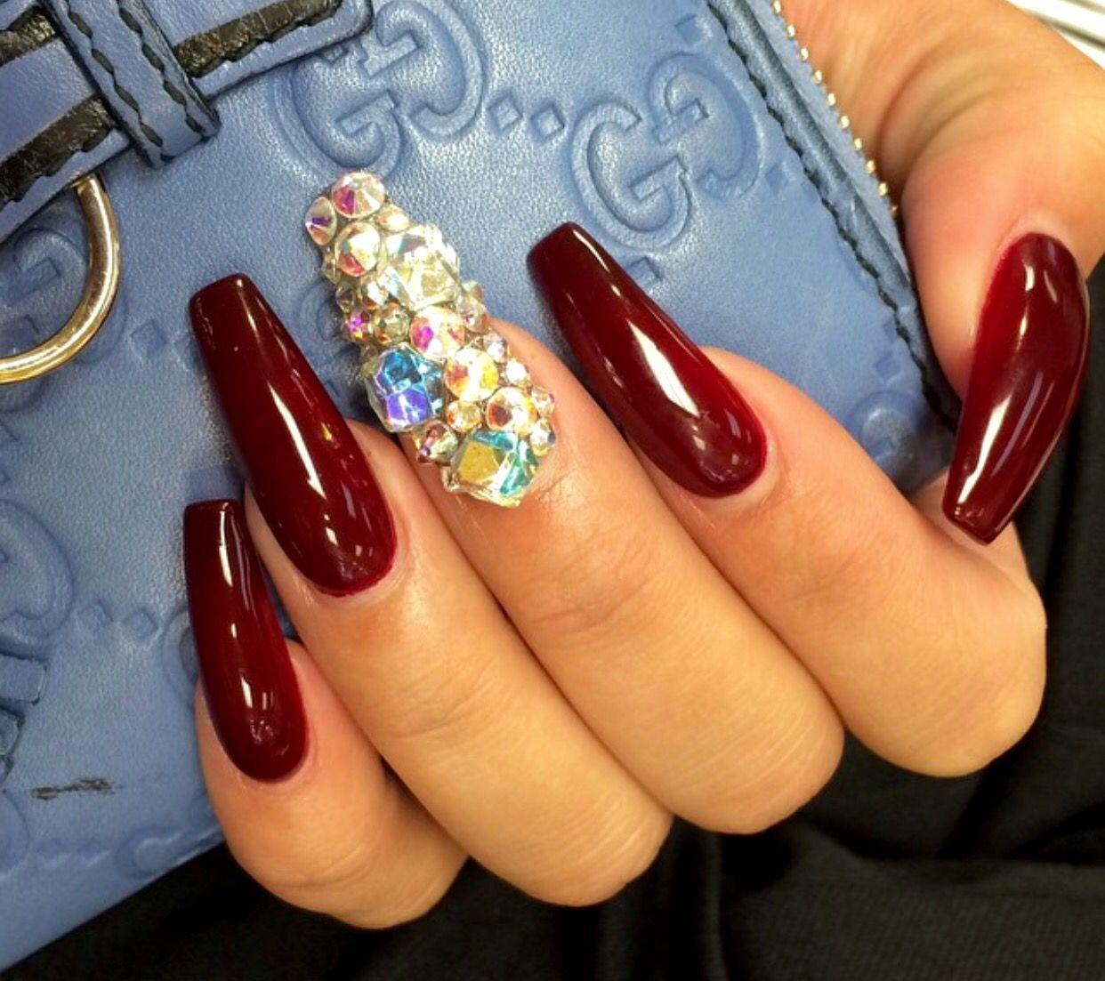 Pin by Jalapeño on Nails | Pinterest | Nail nail, Coffin nails and ...