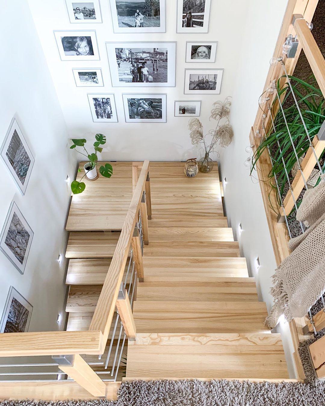 Escaleras Modernas Para Casas Pequenas