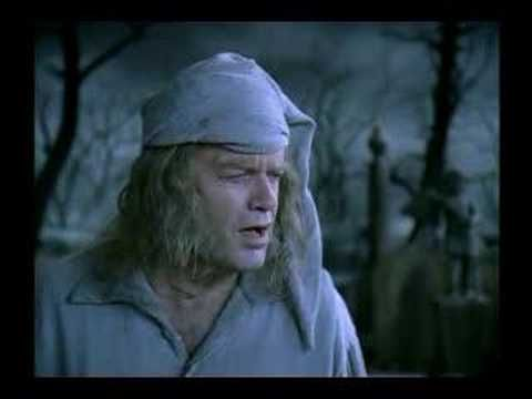 I Love this song from the Movie/Musical A christmas Carol with Kelsey Grammer. Enjoy ...