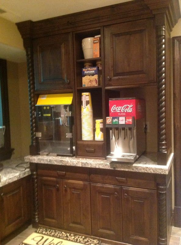 Small Fountain Drink Machine For Movie Room Home Theater Rooms At Home Movie Theater My