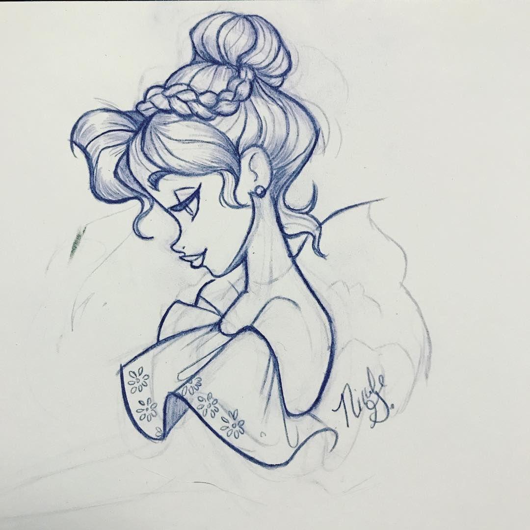 Peace Sketch Art