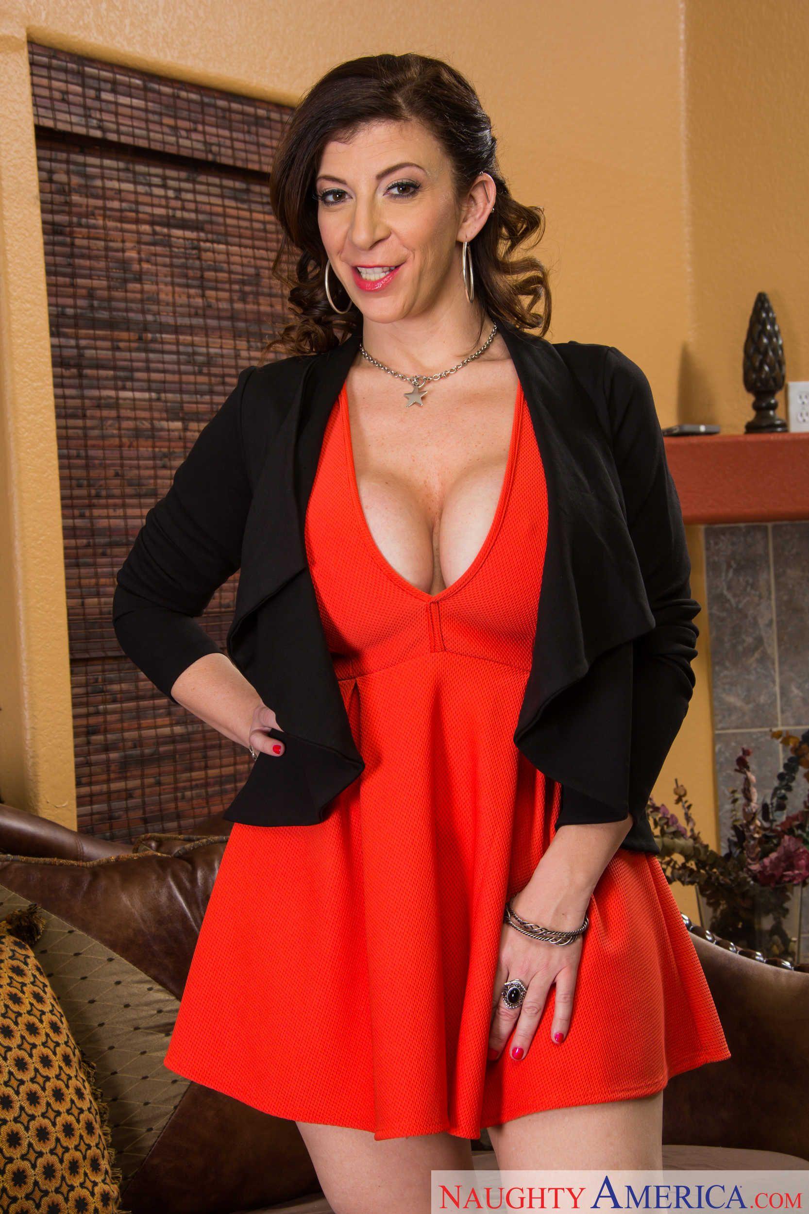 Sara Jay Red Dress
