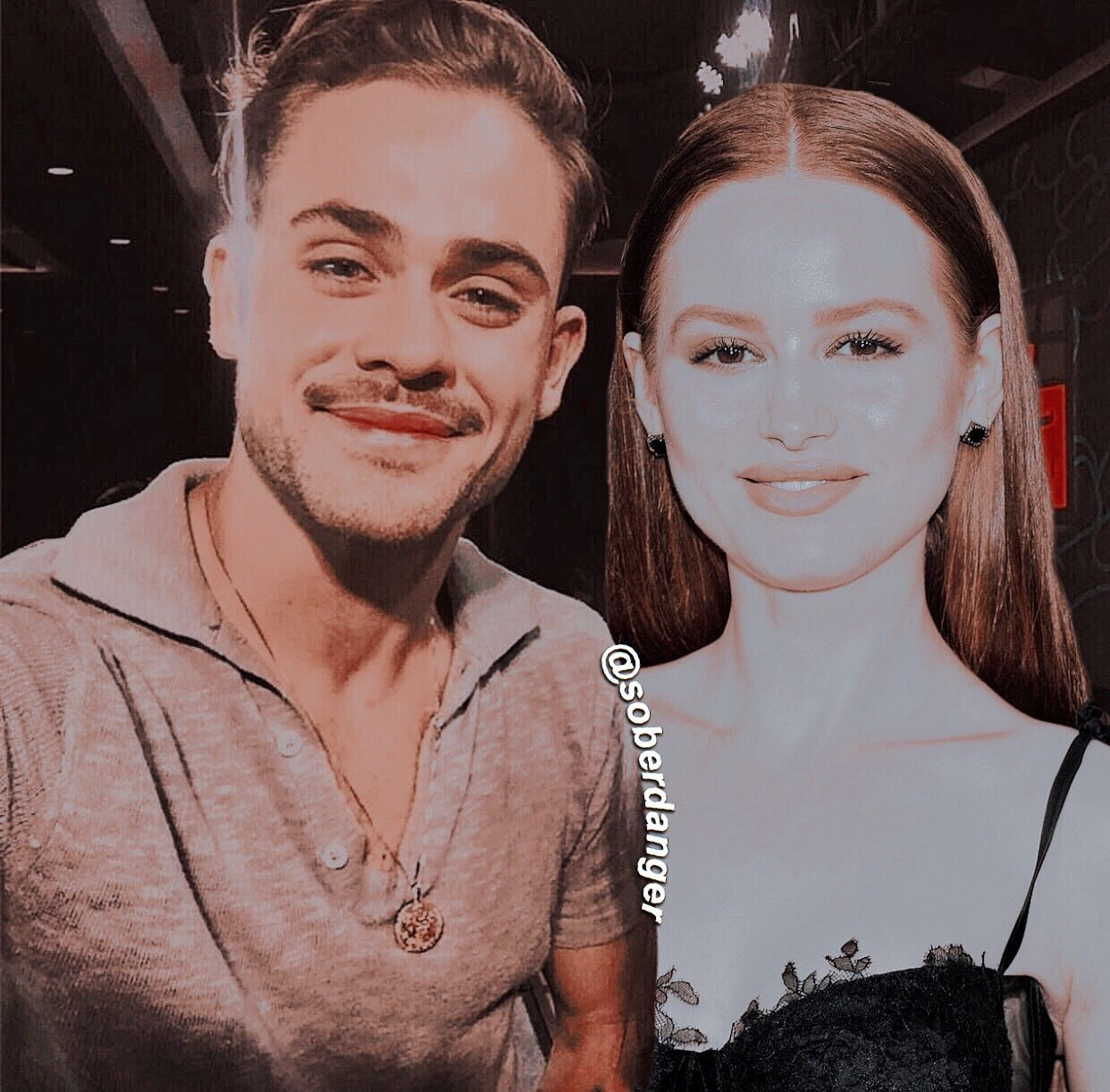 CHILLY EDITS - cheryl blossom & billy hargrove in 2019