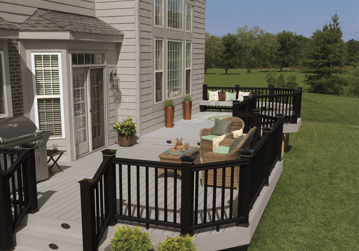 how much does a composite deck cost compared to a wood