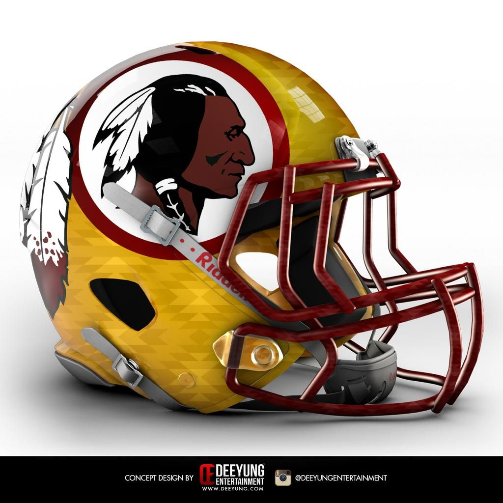 NFL Concept Helmets Cool football helmets, Nfl football