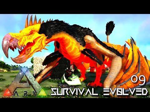 awesome ARK: SURVIVAL EVOLVED - HUGE NEW DOMINUS DodoWYVERN