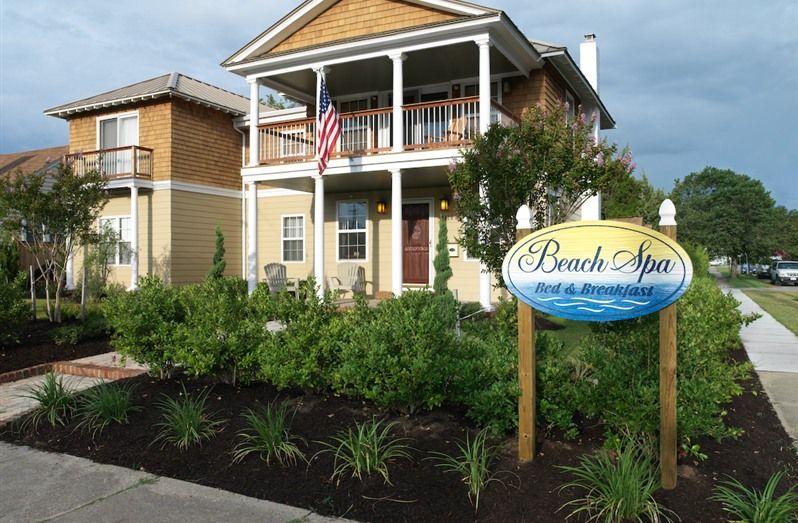 Beach Spa Bed and Breakfast in Virginia Beach, Virginia