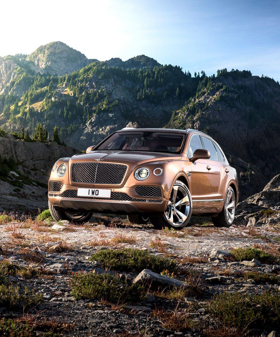 Bentley Bentayga Suv Dujour Small Luxury Cars Bentley Suv British Car Brands