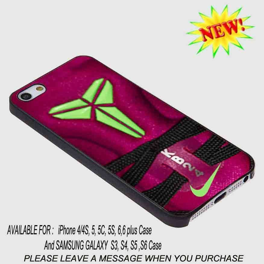 Kobe Bryant Shoes Nike for iPhone Case & Samsung Galaxy