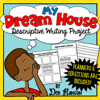 Sample High School Essays This Is Probably My Students Favorite Writing Project Of The Year  Students Design Draw And Write About The House Of Their Dreams Thesis Statement For Descriptive Essay also Science Essay Example My Dream House Descriptive Writing Project Fiveparagraph  Argumentative Essay Papers