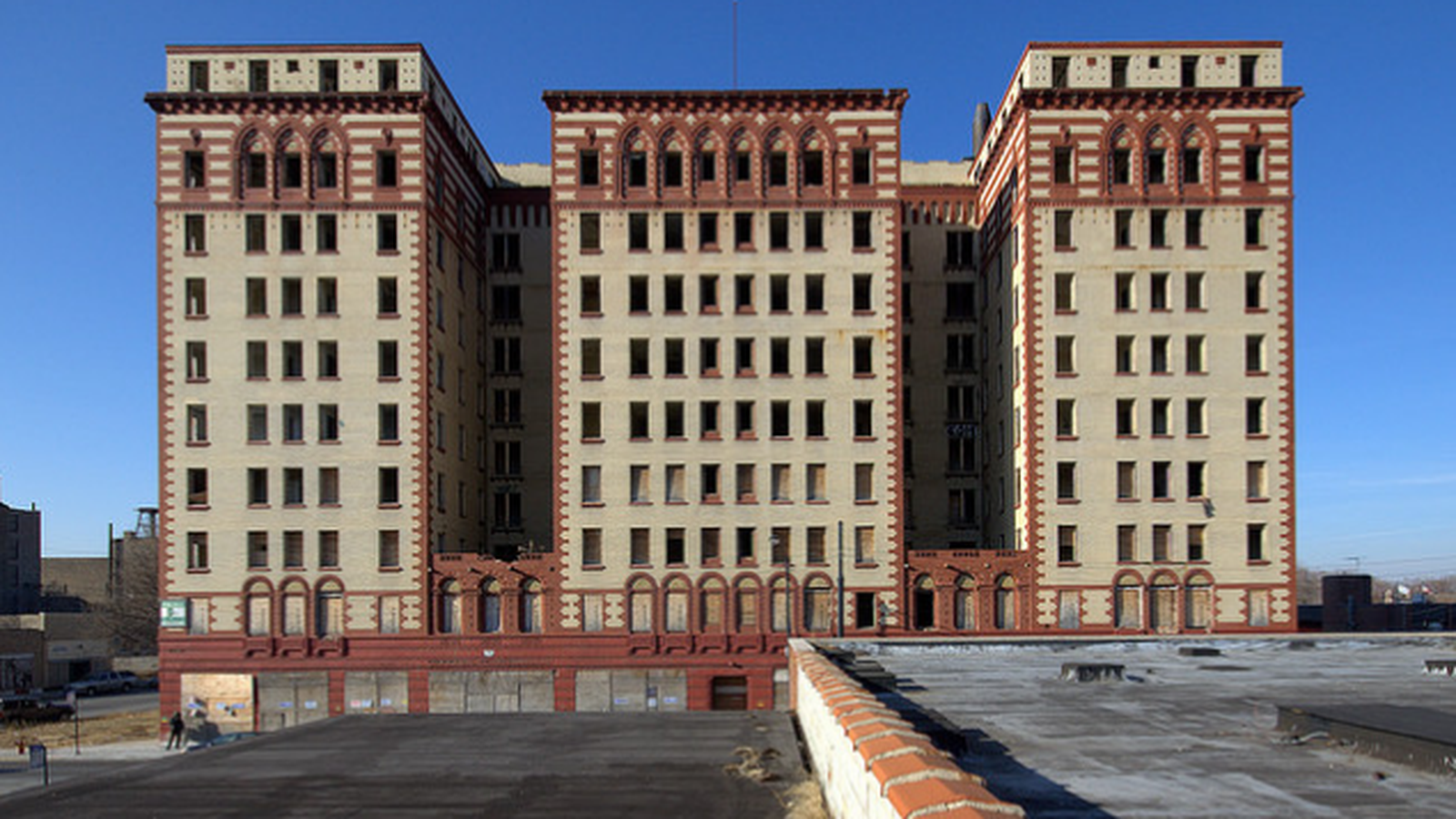 Garfield Park Chicago Map.Mapping Some Of Chicago S Most Endangered Historic Buildings
