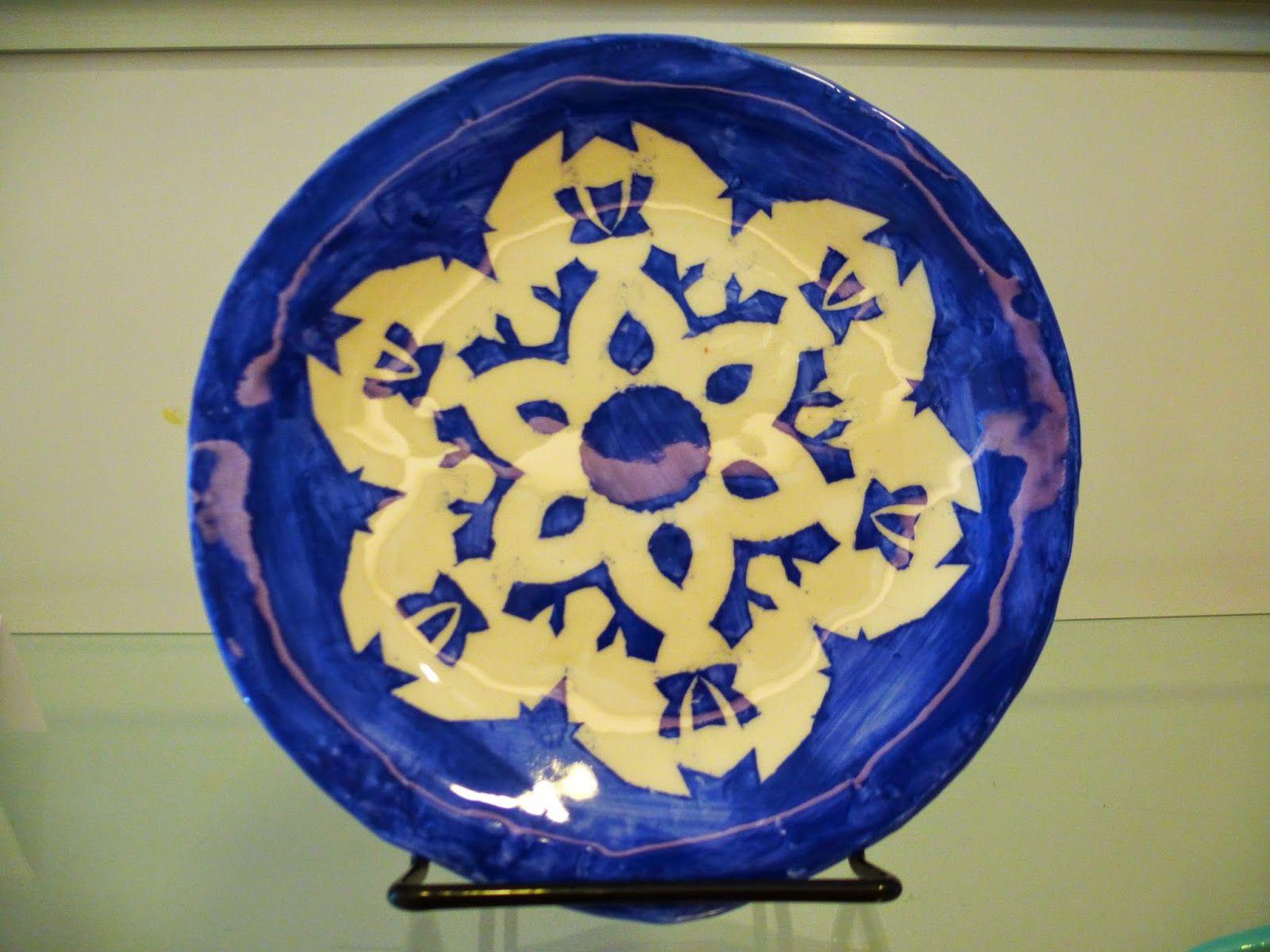 Charamic paper snowflake design