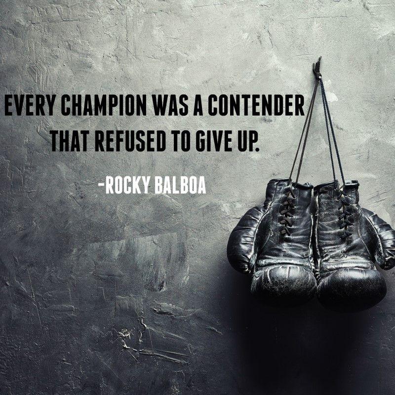#MondayMotivation #Rocky #PureEdgeNutrition #Motivate #NeverGiveUp