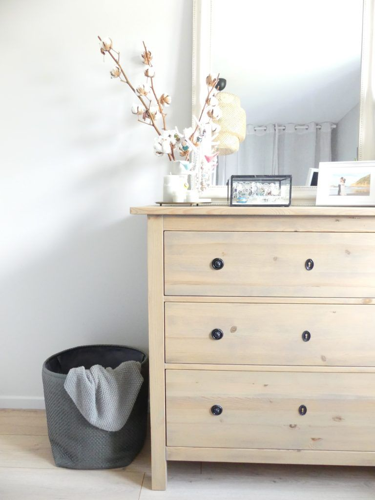 Ikea Hack Commode Hemnes Ikea Relooking Style Vintage Romantique  # Enfilade Ikea