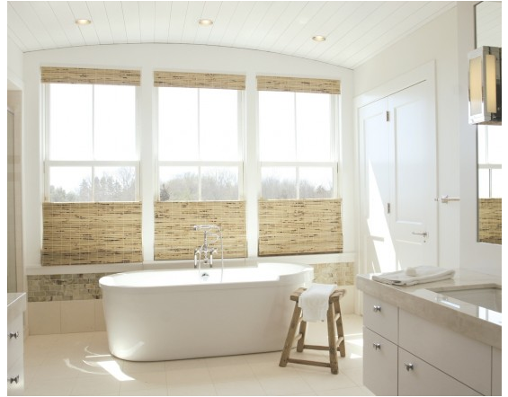 Upside Down Window Shades For Bathroom Privacy In 2019