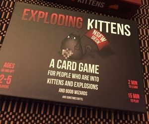 Exploding Kittens Nsfw Edition Hilariousness Pinterest