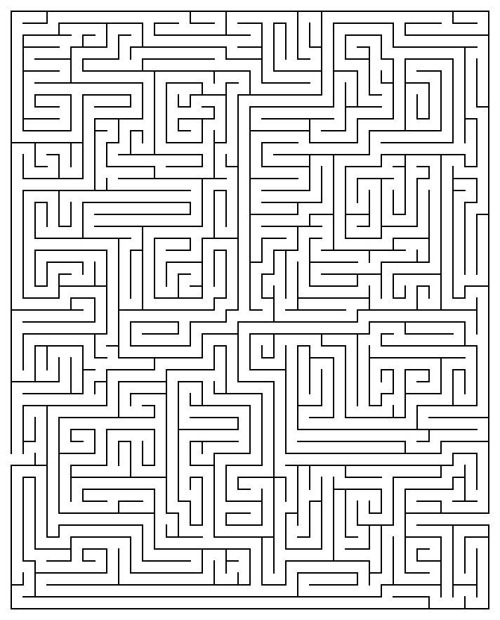Printable Maze Puzzles for Adults Printable Maze 20 Puzzles