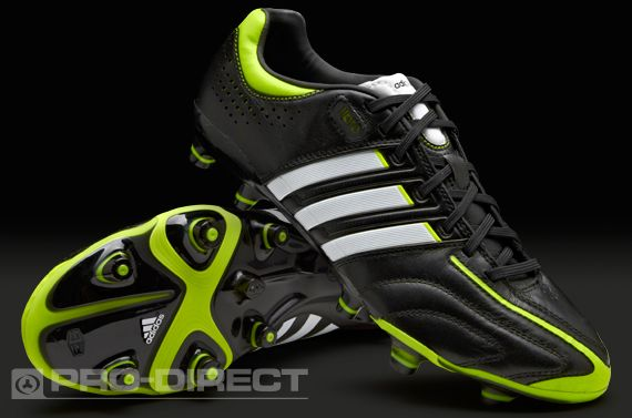 adidas Football Boots - adidas adipure 11Pro TRX FG MiCoach - Firm Ground -  Soccer Cleats