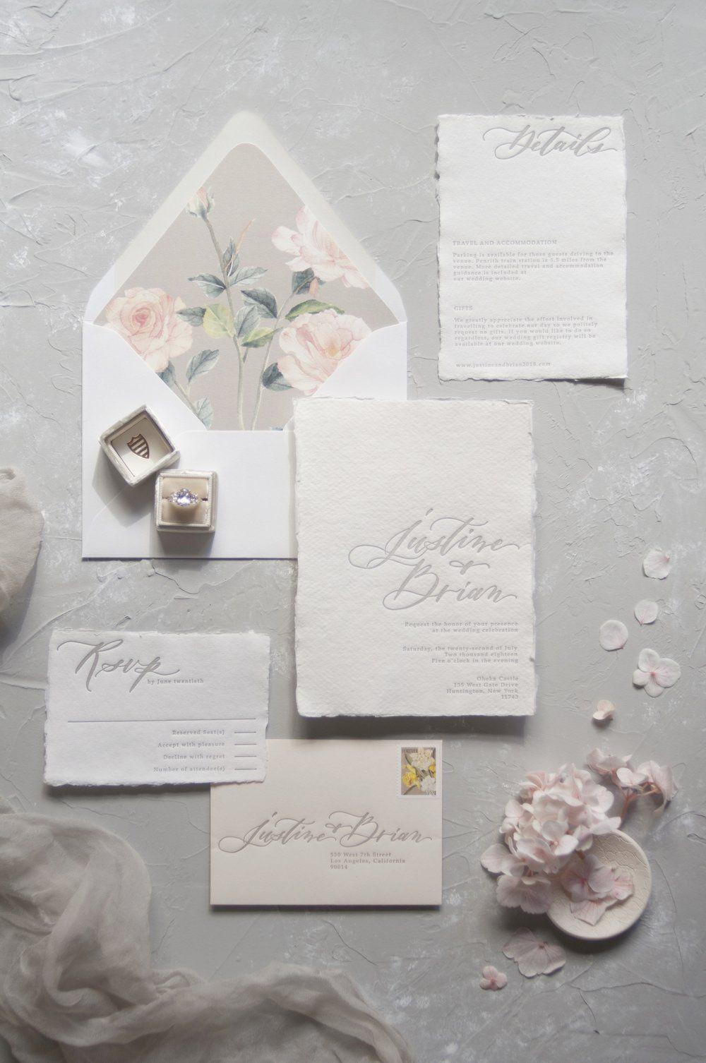 NY Invitation/RSVP/Details — Seniman Calligraphy Los