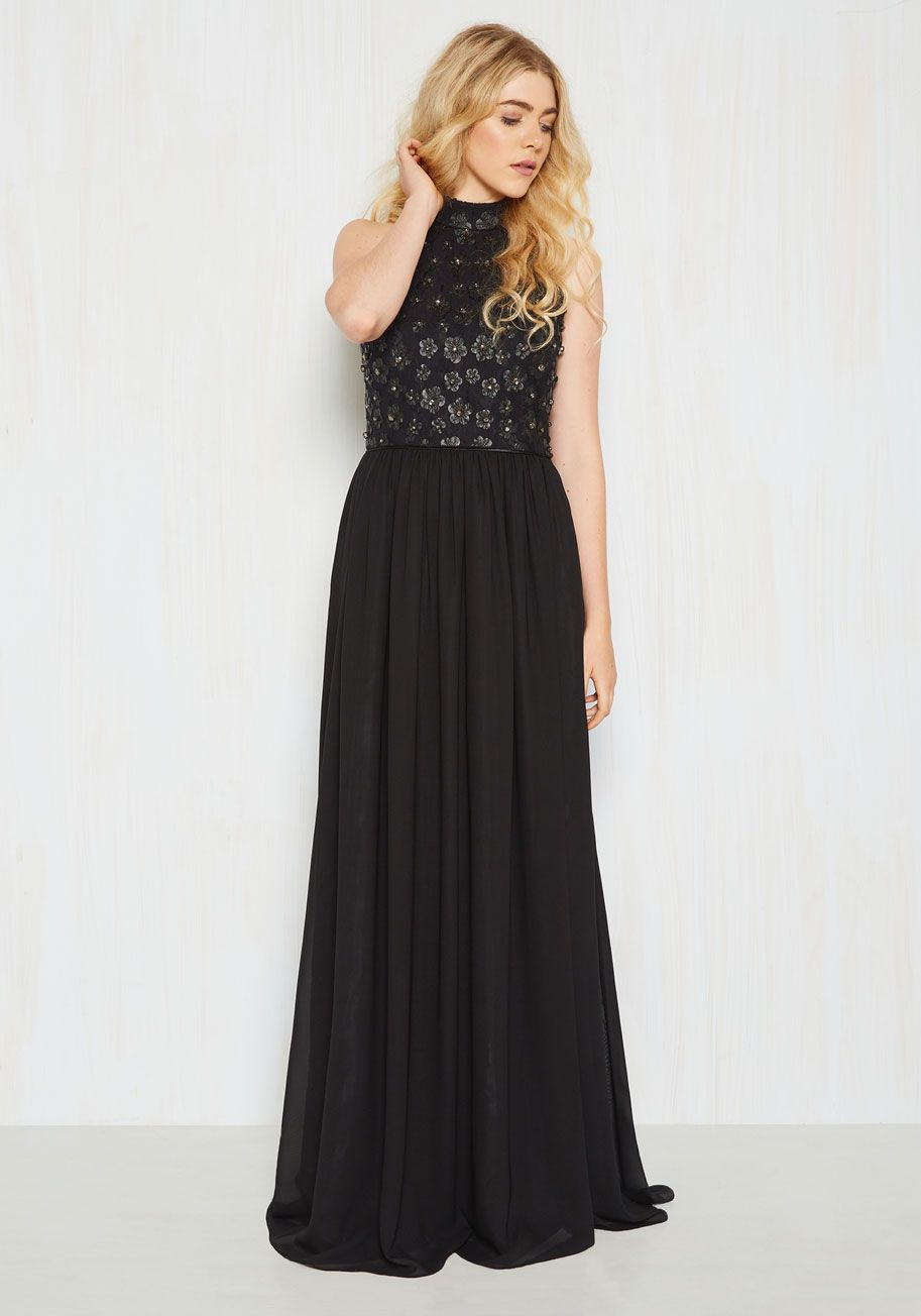 218f7796fce01 Adrianna Papell Lots of Luxe Maxi Dress | Hair & Beauty that I love ...