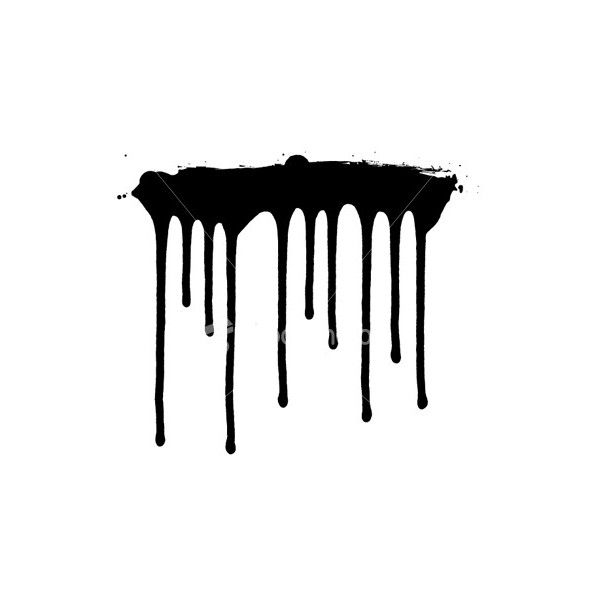Royalty Free Stock Illustration Vector Dripping Paint Liked On Polyvore Drip Painting Dripping Paint Art Paint Splash Background